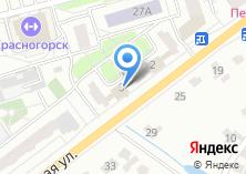 Компания «Красногорское РАЙПО» на карте