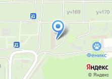Компания «Митинский крематорий» на карте