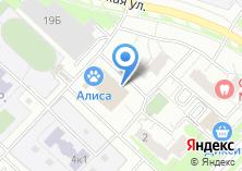 Компания «Техно-мастер» на карте