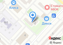 Компания «ДЕЗ района Ново-Переделкино» на карте