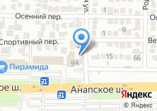 Компания «НА УГЛЯХ» на карте
