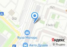 Компания «Авто Драйв» на карте