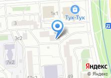 Компания «Акцент-МС» на карте