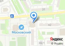 Компания «КБО» на карте