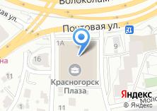 Компания «Domeco» на карте