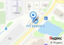 Компания «Спортмен» на карте