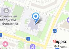 Компания «Лицей №1564» на карте