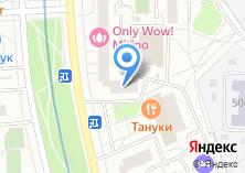 Компания «Дезин24» на карте