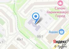 Компания «Детский сад №2320» на карте