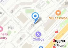 Компания «Ново-Переделкино» на карте
