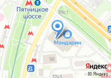 Компания «Барта» на карте