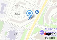 Компания «Лучия» на карте