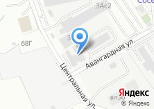 Компания «Строймаш-Вибропресс» на карте