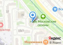 Компания «Парикмахерская.RU» на карте