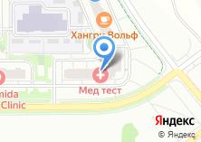 Компания «ЭлитСтройИнвест» на карте