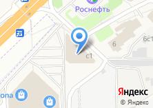 Компания «Славмебель» на карте
