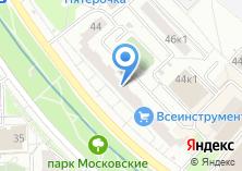 Компания «Крем и Воск» на карте