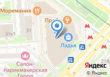 Компания «Irina`s Furs» на карте