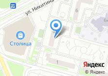 Компания «Строящийся жилой дом по ул. 5-й микрорайон (Московский)» на карте