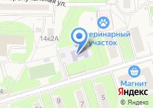 Компания «Детский сад №2183» на карте