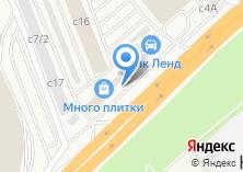 Компания «ТВЦ» на карте