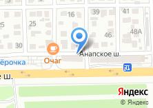 Компания «SIS» на карте