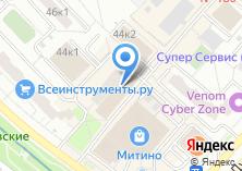Компания «03market.ru» на карте