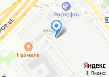 Компания «Автомойка на Красногорском бульваре» на карте