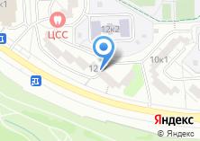 Компания «Нотариус Орлова С.В.» на карте