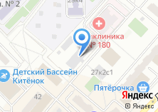 Компания «Московское хореографическое училище» на карте