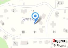 Компания «Булгаков строящийся коттеджный поселок» на карте