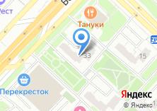 Компания «Дельта М+» на карте