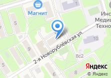 Компания «АРХИКОН» на карте