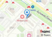 Компания «100darov.ru» на карте