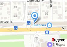 Компания «Конгломерат» на карте