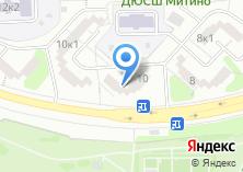 Компания «Общественный пункт охраны порядка» на карте