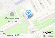 Компания «Администрация городского поселения Новоивановское» на карте