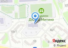 Компания «Средняя общеобразовательная школа №1062 с дошкольным отделением» на карте