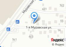 Компания «Ремонт окон Пятницкое шоссе» на карте