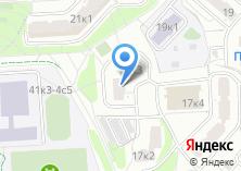Компания «Митино-20» на карте
