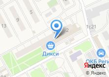 Компания «Платежный терминал» на карте