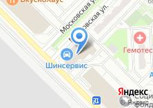 Компания «Fashion Store» на карте