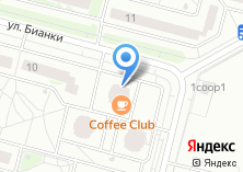 Компания «Первый Московский Город-Парк» на карте