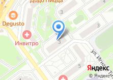 Компания «Мамина помощница» на карте