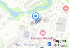 Компания «Строящийся жилой дом по ул. Павшинский бульвар (Красногорск)» на карте