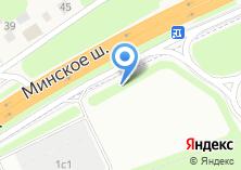 Компания «AV» на карте