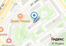 Компания «Акталия-К» на карте