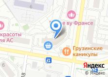 Компания «УПАКЭКСПРЕСС» на карте