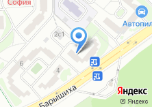 Компания «Врачи Склифосовского» на карте