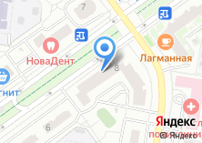 Компания «Яна-Ф» на карте